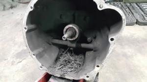 Диск стерся в колокол